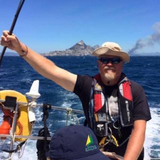 Crossing the Gibraltar Strait
