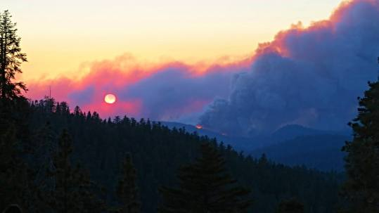 Yosemite (big fire that year)
