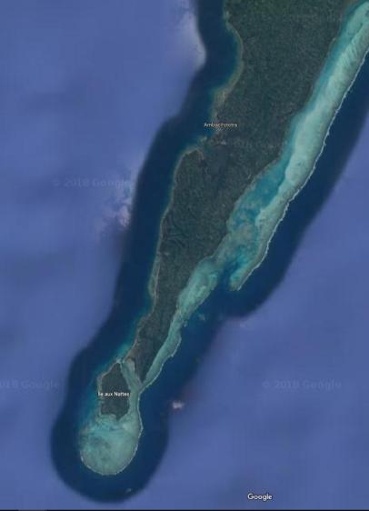 Bottom Island is Ile aux Nattes