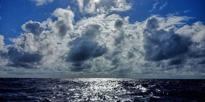 Back at sea!!