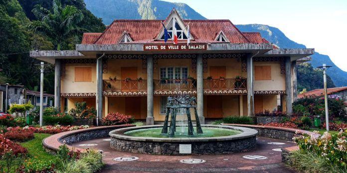 Hotel of Salazie