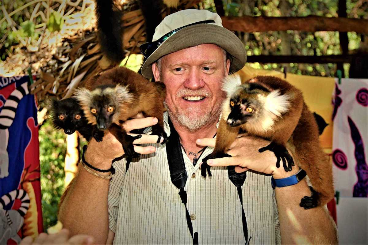 Nosy Komba & More Lemurs!
