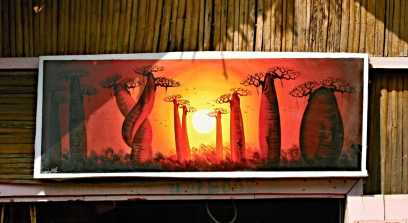 Art Work: Baobab Trees
