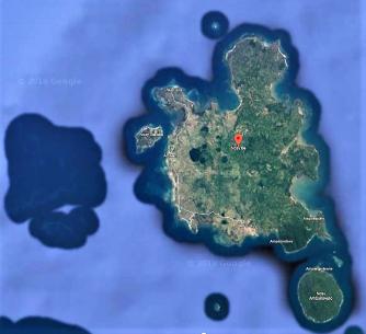 Island of Nosy Be