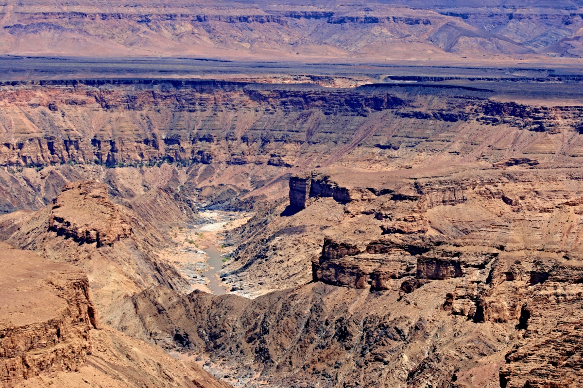 Gondwana National Park and the Fish River Valley, Grand Canyon - II
