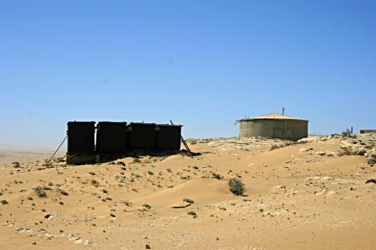 Water Tanks, 1 Fresh 1 Seawater